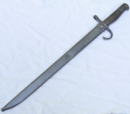 WW2 Japan Arisaka Type 30 bayonet