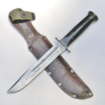 Western G46-8 WW2 American fighting knife