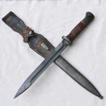 Germany WW2 Horster K98 bayonet