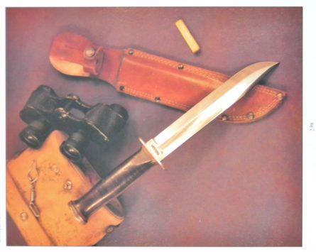 WW2 Western fighting knife