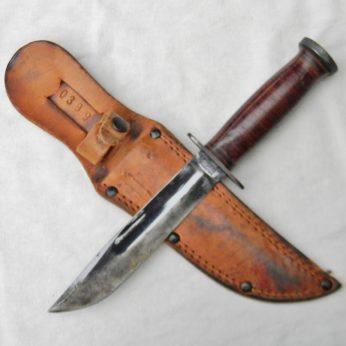 WW2 Western G46-6 Shark fighting knife