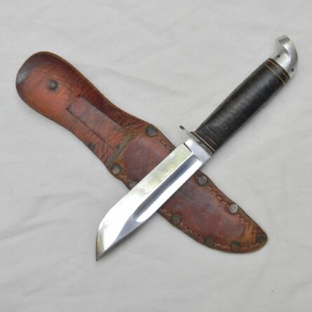 WW2 Western Baby Shark Pilot Knife