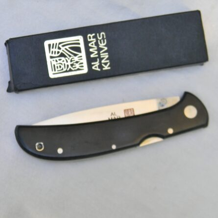 AL MAR Japan 1005UBK3 Eagle Ultralight knife