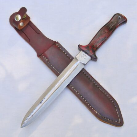 WW2 ANDERSON Patton sword fighting dagger