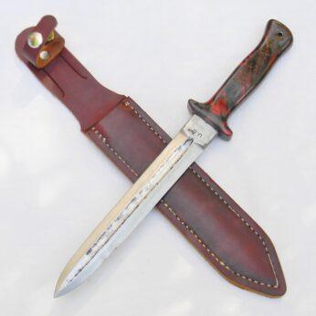WW2 ANDERSON Patton sword fighting dagger