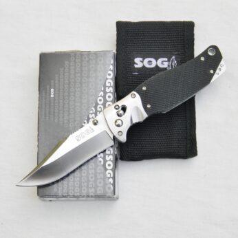 SOG Seki JAPAN Tomcat 3.0 folding knife