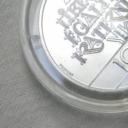 FRANCE 1986 silver 100 Francs