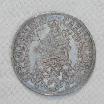 Austrian States SALZBURG 1625 silver Thaler