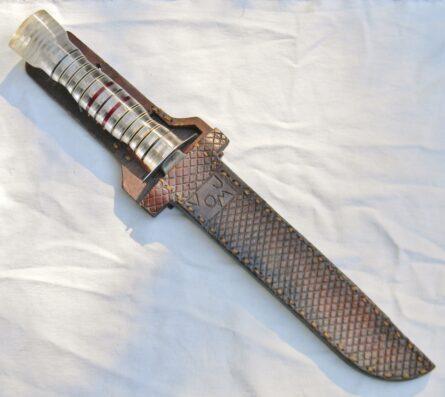 American WW2 theater fighting knife