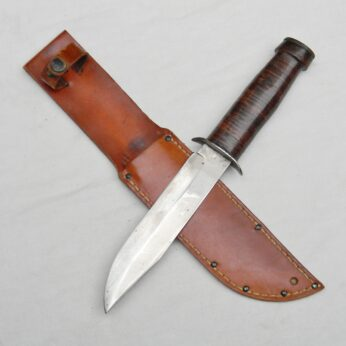 Queen City WW2 fighting knife