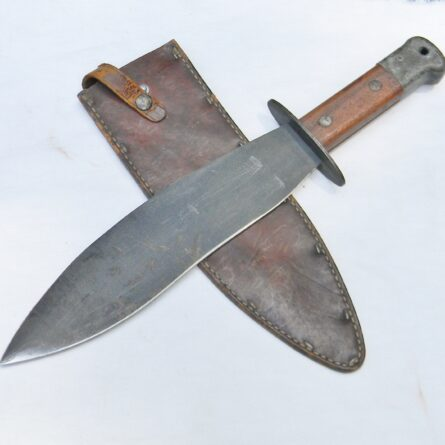 WW2 Smatchet fighting knife