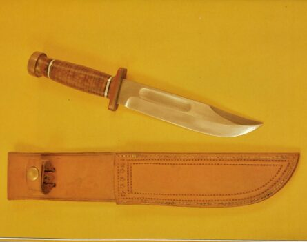 Cole fighting knife