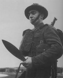 WW2 British Smatchet