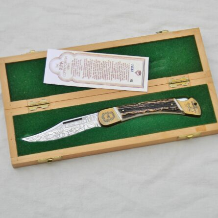 Germany 1769 Puma Commemorative Knife