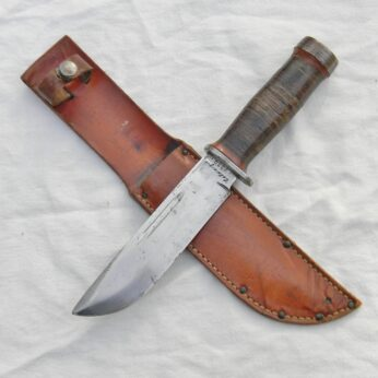WW2 Cattaraugus 225Q Quartermaster Knife
