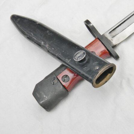WW2 British 7MK1L bayonet