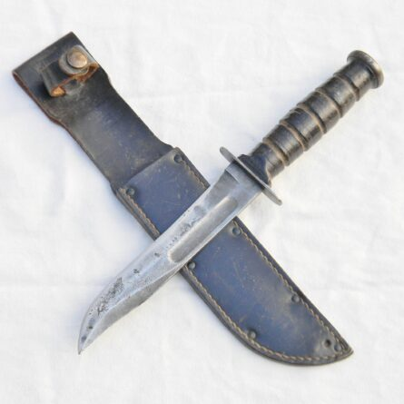 Vietnam War Camillus MK2 fighting knife