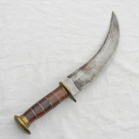 WW2 theater-made fighting knife