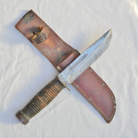 WW2 CASE XX 337-6Q Quartermaster Knife