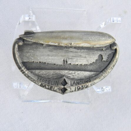 Germany 1930 Graf Zeppelin airship badge
