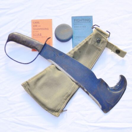 WW2 US Woodmans Pal Survival Machete