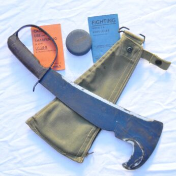 WW2 US Woodmans Pal Survival Machete
