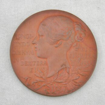 GB Victoria 1897 Diamond Jubilee bronze medal