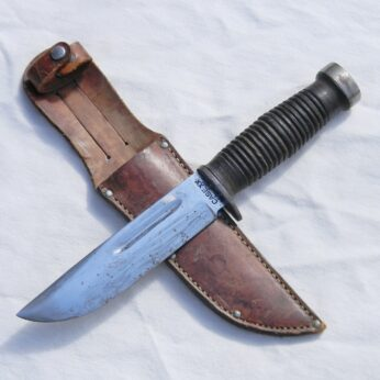 WW2 Case XX Quartermaster Knife