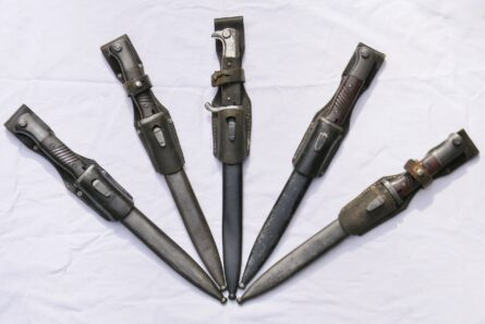 German WW2 K98 bayonets