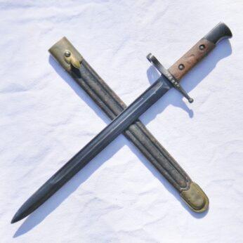 Italy M1891 Mannlicher-Carcano bayonet