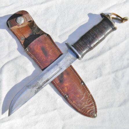 WW2 EGW American fighting knife