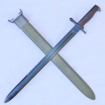 WW2 SA M1905 bayonet dated 1909