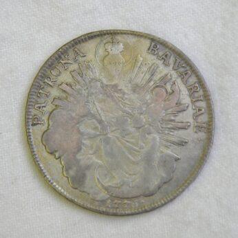 BAVARIA 1776A silver Thaler