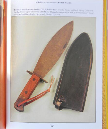 WW2 Case XX Smatchet fighting knife