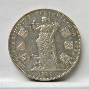 Bavaria 1837 silver 2 Thaler
