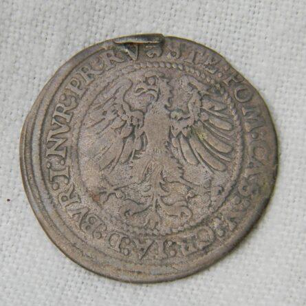 Brandenburg 1622 silver 4 Kreuzer