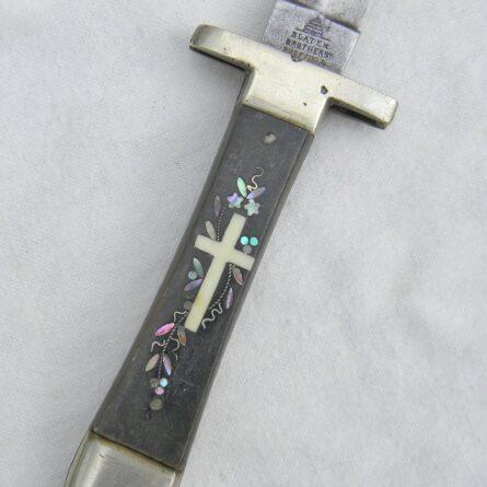 Slater Brothers Sheffield boot knife
