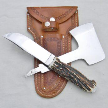 Kinfolks knife-hatchet combo set