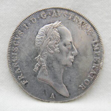 Austria 1825A silver Taler