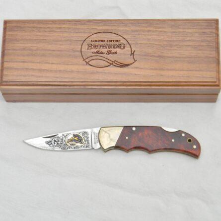 Browning model 23 knife