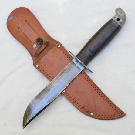 WW2 Western Shark fighting knife