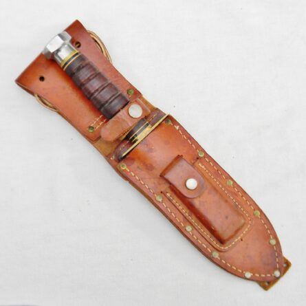 MARBLES 1960th Jet Pilot Survival Knife
