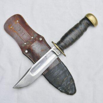 WW2 Camillus Pilot Knife fighting