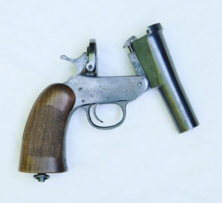 WW2 USN M5 Signal Pistol