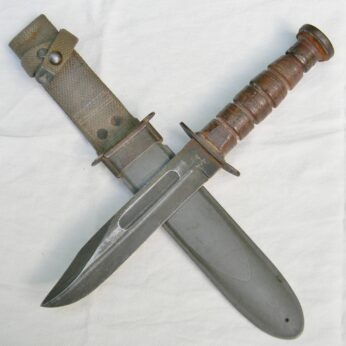 WW2 Robeson Cutlery MK2 fighting knife