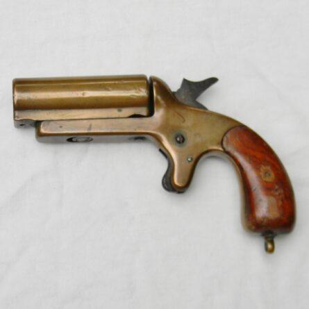 US Navy M1882 Flare Pistol