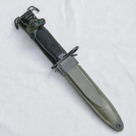 Vietnam War US Conetta M7 bayonet