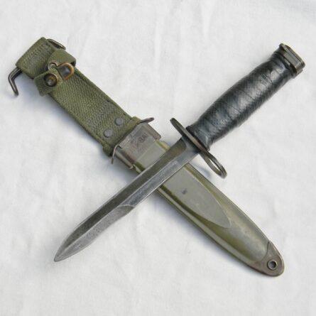 Vietnam War US BOC M7 bayonet