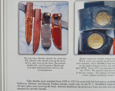 Marble's vintage Ideal sheath