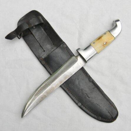 WW2 era Rudy RUANA fighting knife